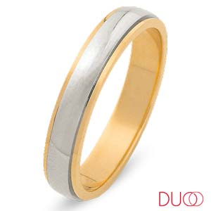 Collectie Duo 064-40-8 Herenring