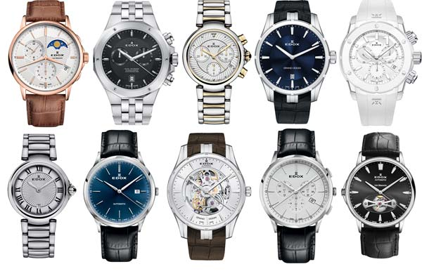 Edox Collectie