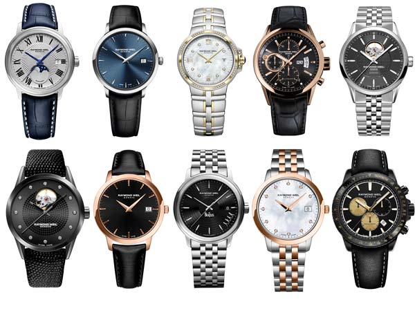 Raymond-Weil-collectie