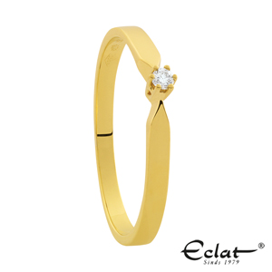Eclat R16-0,03ct GG