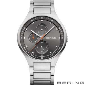 11741-702 Bering Titanium Herenhorloge