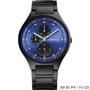 11741-727 Bering Titanium Herenhorloge