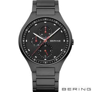 11741-772 Bering Titanium Herenhorloge