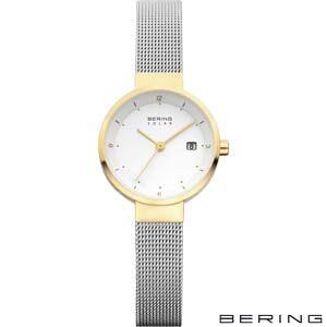 14426-010 Bering Slim Solar Dameshorloge