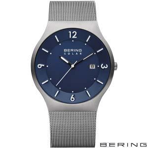14440-007 Bering Slim Solar Herenhorloge