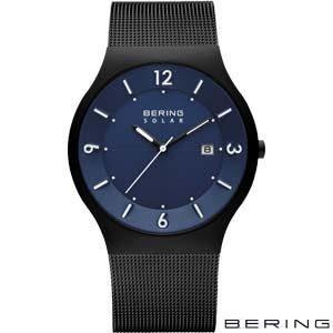 14440-227 Bering Slim Solar Herenhorloge