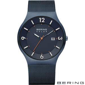 14440-393 Bering Slim Solar Herenhorloge