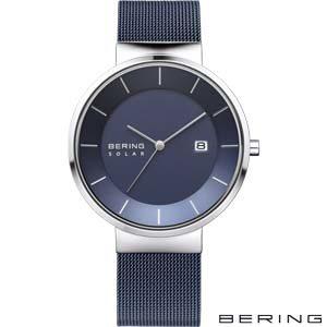 14639-307 Bering Slim Solar Herenhorloge