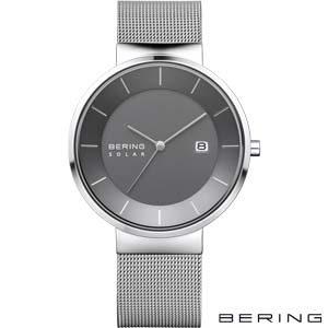 14639-309 Bering Slim Solar Herenhorloge