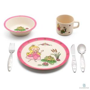 Kinderservies set Prinses 6-delig 4251070