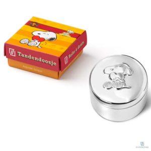 Tanden/Haarlokdoosje Snoopy 6870261