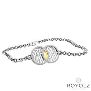Royolz armband FPA 202 met vingerafdruk