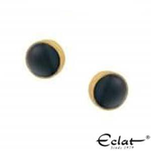 ID-100OK Oorknoppen met edelsteen - Eclat