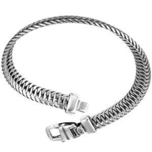 011-01645K Vossestaart armband Z 6.5 mm