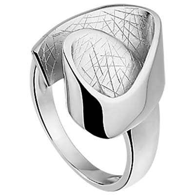 013-16874K Ring Zilver