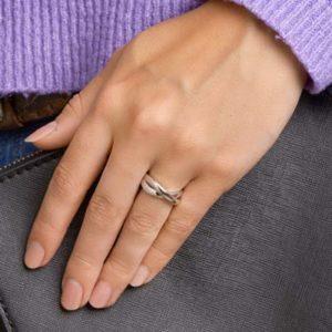 013-26075K Ring Zilver