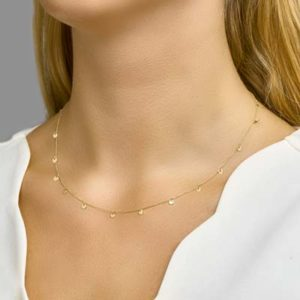 040-20509K Collier Geelgoud