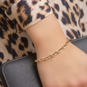 040-20520K Armband Geelgoud