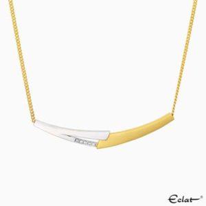 C2018-8 Eclat Collier met diamant