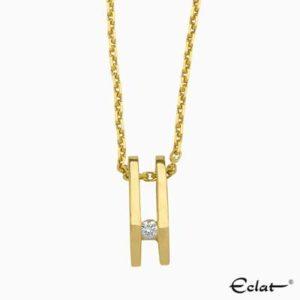 H3005 Eclat Hanger met diamant