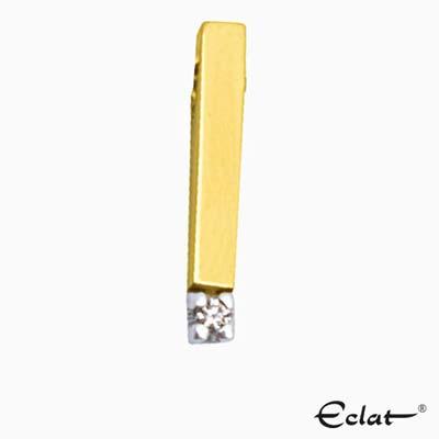 H703-3 Eclat Hanger met diamant