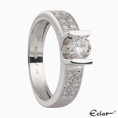 L405 Eclat Ring met diamanten