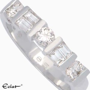 R1712 Eclat Ring met diamanten