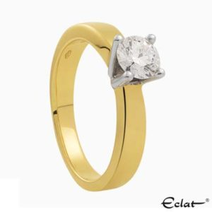 R20 Eclat Ring met diamant