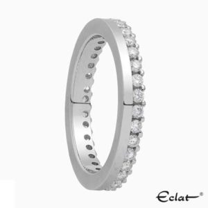 R2019-56 Eclat Ring met diamant