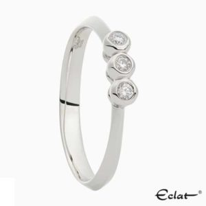 R2019-60 Eclat Ring met diamant
