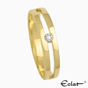 R3005 Eclat Ring met diamant
