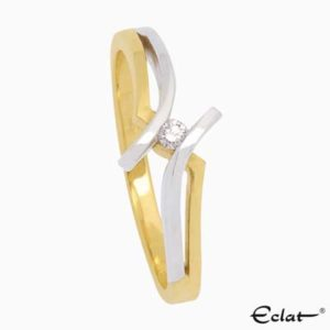 R4237 Eclat ring met diamant