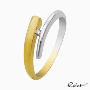 R4260 Eclat Ring met diamant