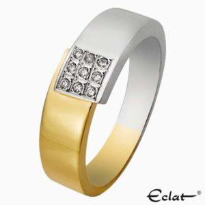 R4280 Eclat Ring met diamant