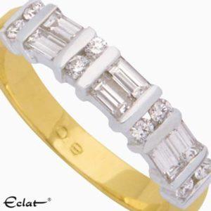 R1710 Eclat Ring met diamanten