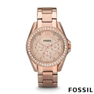 Fossil ES2811 dames horloge Riley