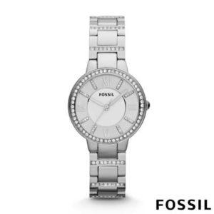 Fossil Virginia dames horloge ES3282