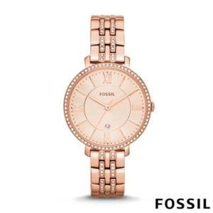 Fossil Jacqueline dames horloge ES3546