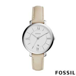 Fossil Jacqueline dames horloge ES3793