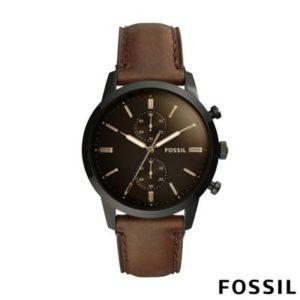 Fossil Heren Horloge 44Mm Townsman FS5437