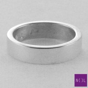 AG00162.5 NOL Zilveren ring