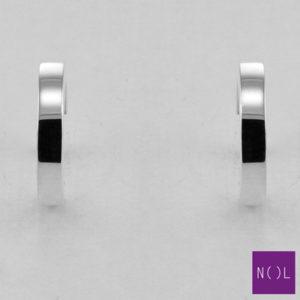 AG00862.5 NOL Zilveren oorbellen