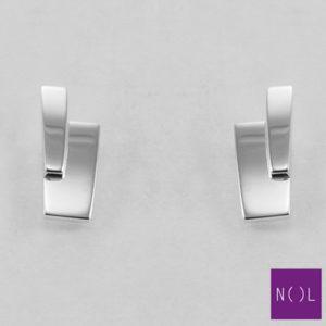 AG00872.8 NOL Zilveren oorbellen