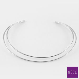 AG01002 NOL Zilveren spang