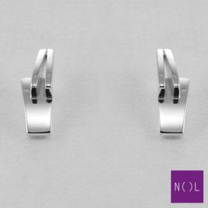 AG01827.4 NOL Zilveren oorbellen
