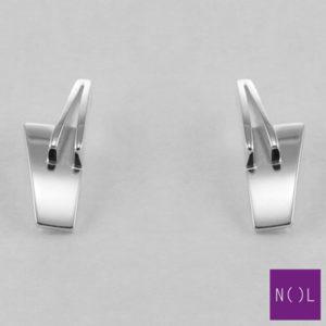 AG01827.6 NOL Zilveren oorbellen