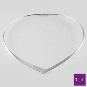 AG02029.8U NOL Zilveren spang