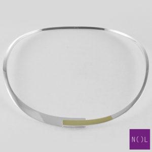 AG02078.10 NOL Zilveren spang
