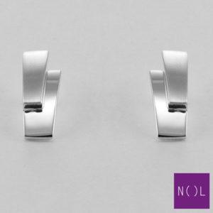 AG02877.8 NOL Zilveren oorbellen