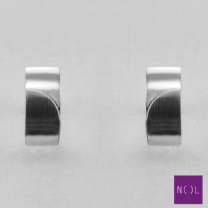 AG03810.6 NOL Zilveren oorbellen